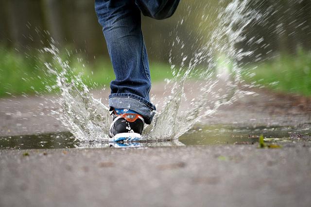 run water